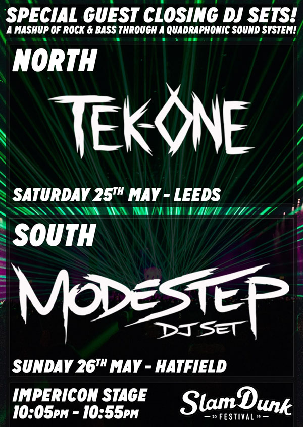 Slam Dunk, Festival, Leeds, TotalNtertianment, Music
