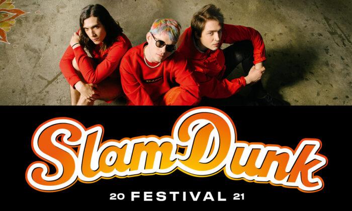 5 Festivals, Slam Dunk Festival, Music TotalNtertainment, EJ Scanlan