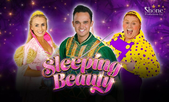 Sleeping Beauty, Theatre, Pantomime, Gareth Gates, TotalNtertainment