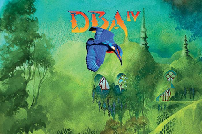 DBA, Music, New Album, TotalNtertainment, Halcyon Hymns