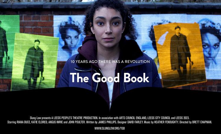 Slung Low, Theatre, The Good Book, Leeds, Online, TotalNtertainment