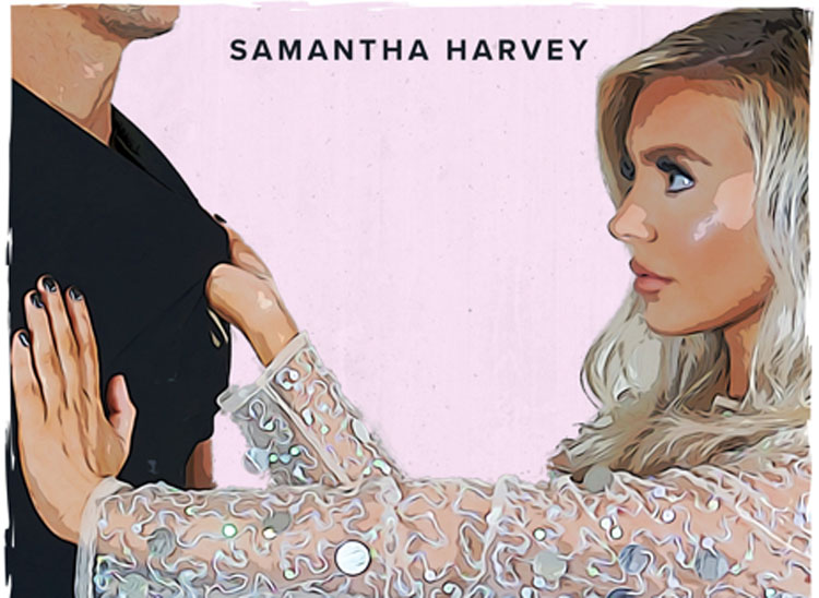 Samantha harvey, Hard To Get, New Single, Music, TotalNtertainment