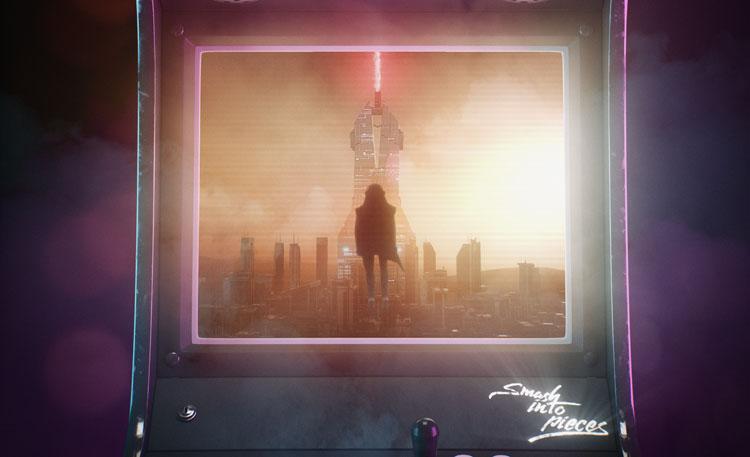 Smash Into Pieces, Music, New Album, TotalNtertainment, Arcadia