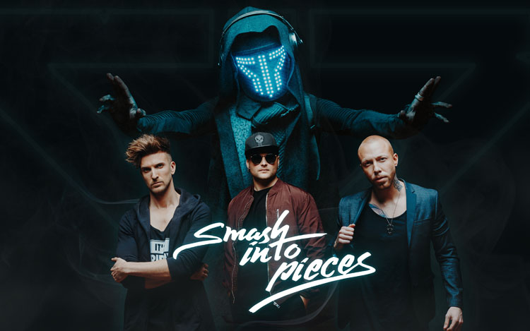 Smash Into Pieces, New SIngle, Music, TotalNtertainment