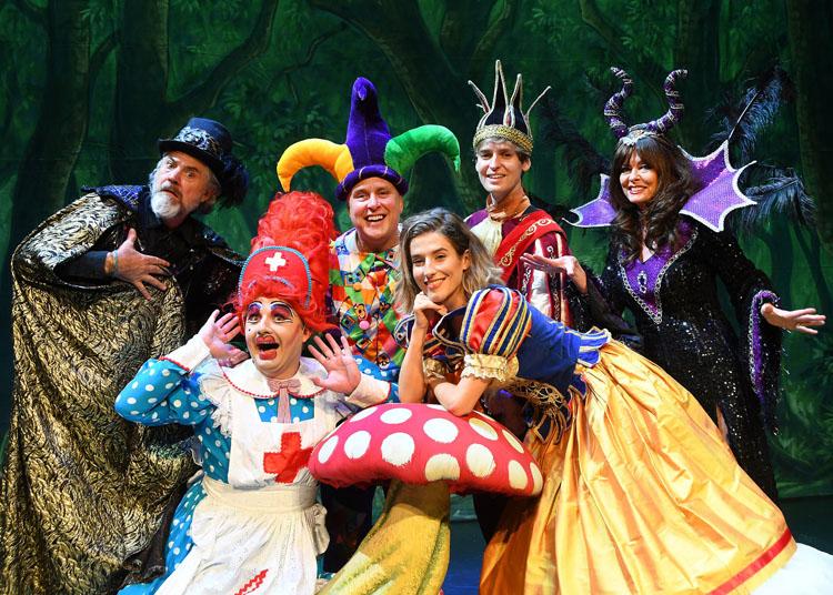 Snow White, Theatre, York, Interview, Mark Little