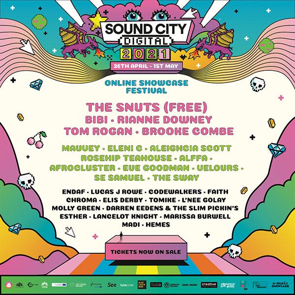 Sound City, Music, Festival, Liverpool, TotalNtertainment