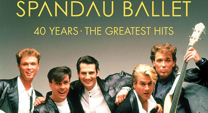 Spandau Ballet announce 40 Years The Greatest Hits