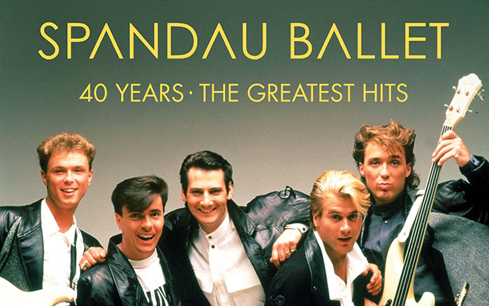 Spandau Ballet, Music, TotalNtertainment, New Album, Greatest Hits