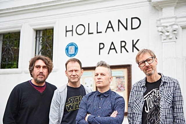 Spearmint, Holland Park, Music, New Album, TotalNtertainment