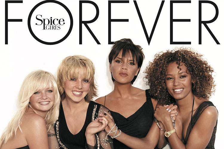 Spice Girls, Music, New Album, Forever, TotalNtertainment