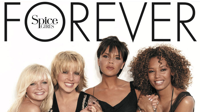 The Spice Girls, Music, Forever, TotalNtertainment