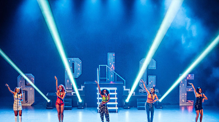 Wannabe, Spice Girls, Musical, Theatre, York, TotalNtertainment