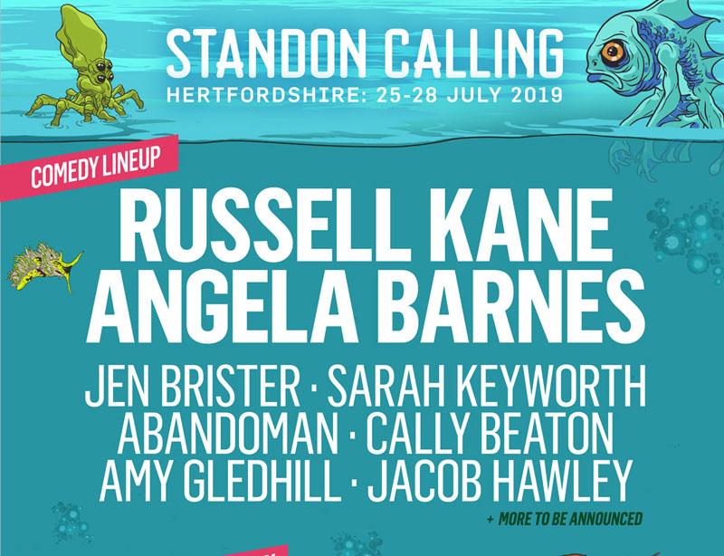 Standon Calling, Festival, Comedy, London, TotalNtertainment, Dog Friendly