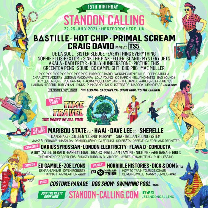 Standon Calling, Music, Festival, TotalNtertainment, London
