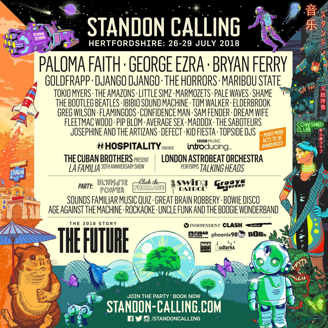 Standon Calling, Festival, totalntertainment, music