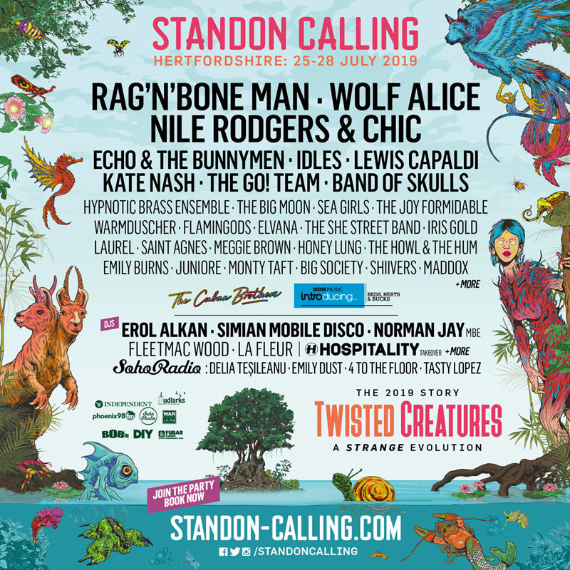 Standon Calling, Festival, Music, London, TotalNtertainment