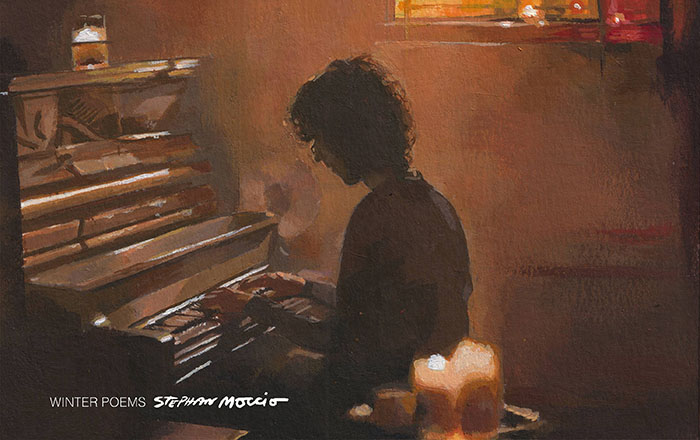 Stephan Moccio, New Album, Music, TotalNtertainment, Winter Poems