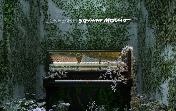 'Lionheart' new album from Stephan Moccio out now