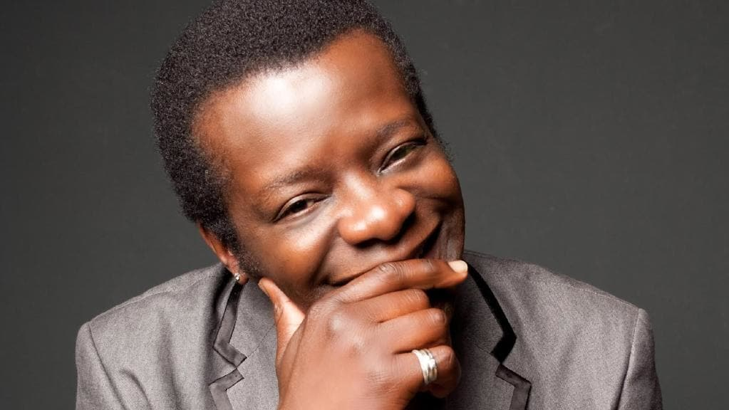10 Questions with… Stephen K. Amos