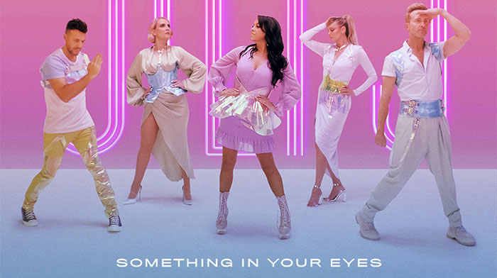 Steps, Music, New SIngle, Something, In Your Eyes, TotalNtertainment, 10 Questions with