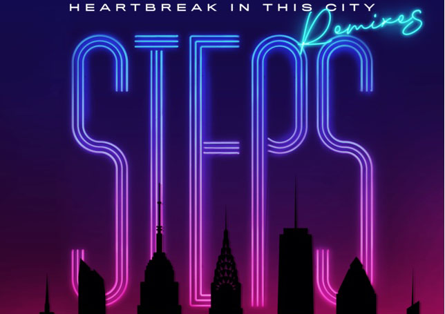 Steps, Heartbreak In This City, Music, Remix, TotalNtertainment