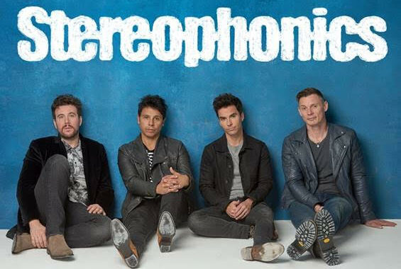 Stereophonics are heading back to Scarborough