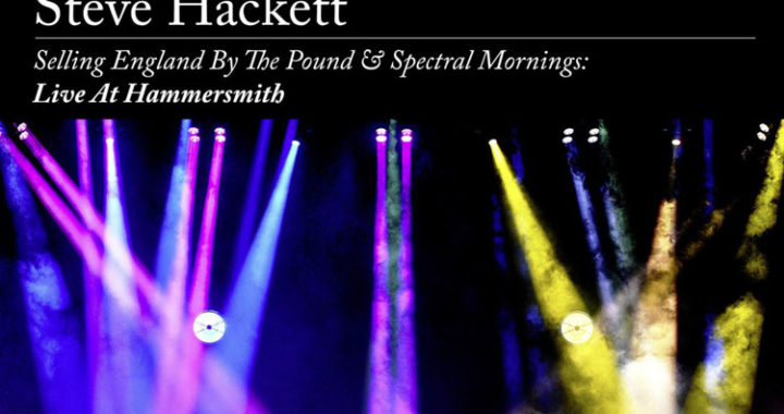 'Selling England By The Pound' Steve Hackett review