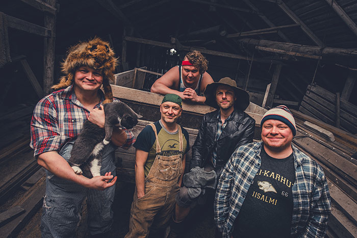 Steve'n'Seagulls, New Album, Another Miracle, Music, TotalNtertainment, 10 Questions with