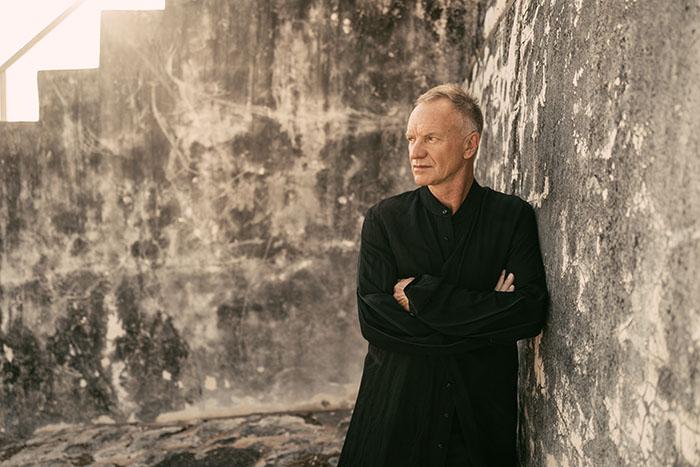 Sting, Rushing Water, Music News, New Single, TotalNtertainment