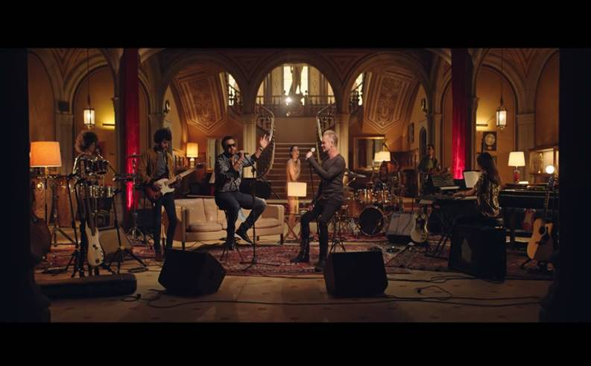 Sting, Shaggy, music, news, TotalNtertanment, Album, Single