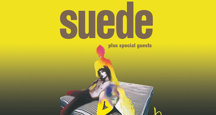 Suede, Manchester, TotalNtertainment, Tour, Music