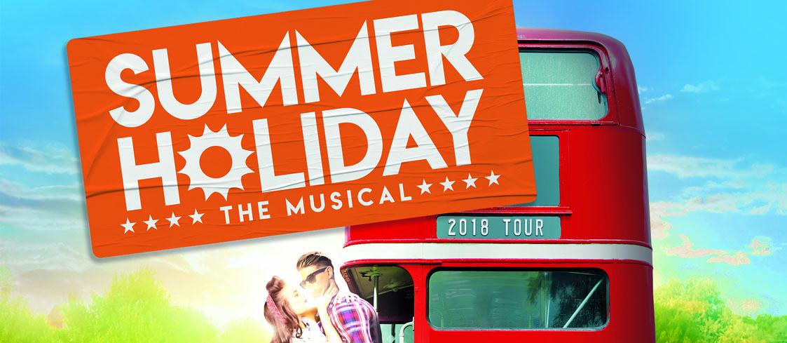 Summer Holiday, Musical, York, totalntertainment, Bobby Crush