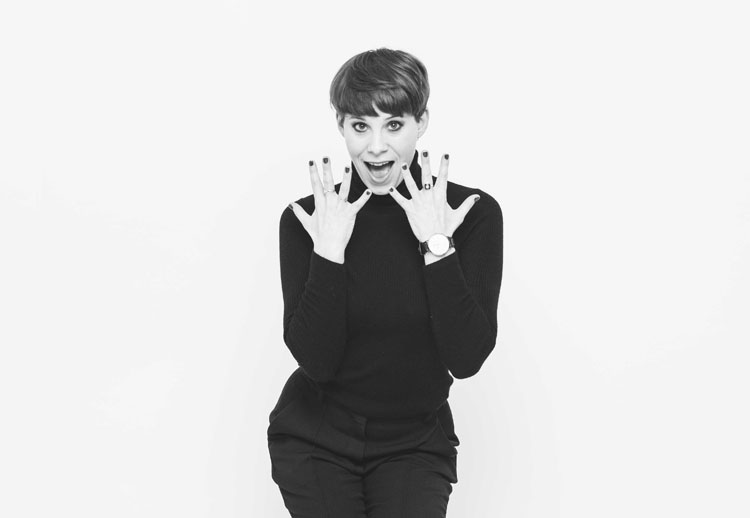 Suzi Ruffell, Comedy, Tour, Bradford, TotalNtertainment