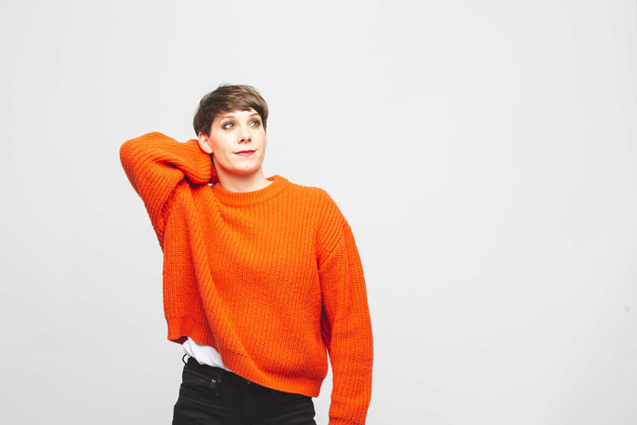 Suzi Ruffell, Comedy, TotalNtertainmnet, Edinburgh, Fringe Festival
