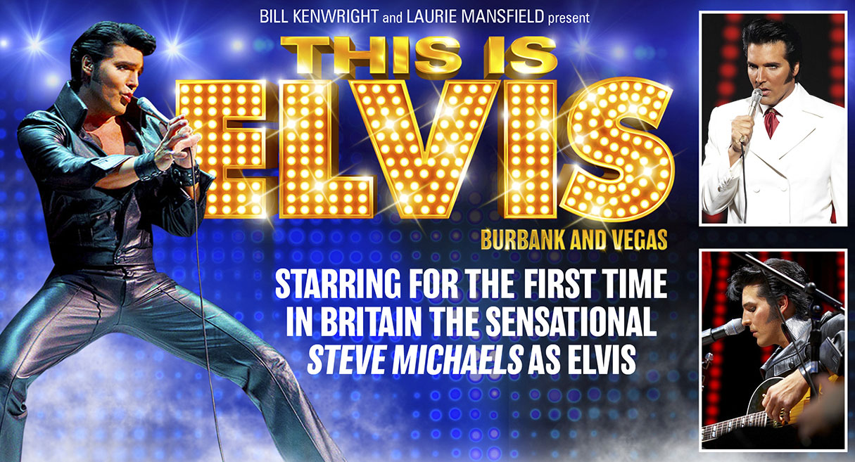 This Is Elvis, Musical, Liverpool, Steve Michael, totalntertainment