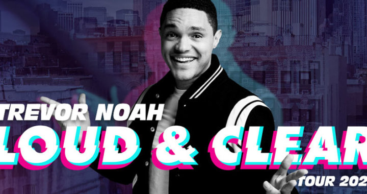 Trevor Noah's tour is heading to Manchester