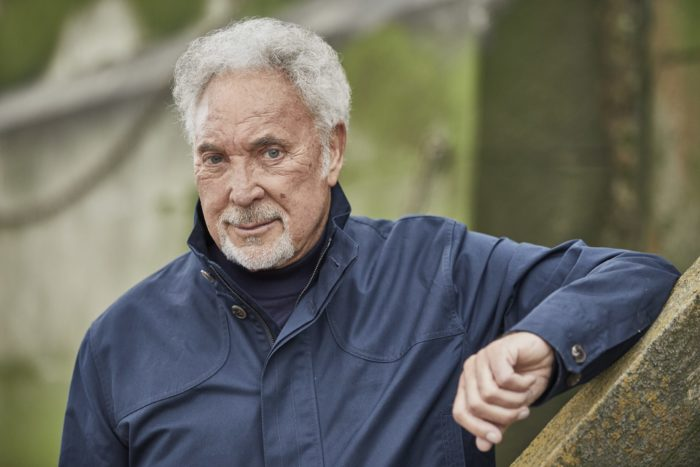 Tom Jones, No Hole In My Head,Talking Reality Television Blues, New Single, TotalNtertainment