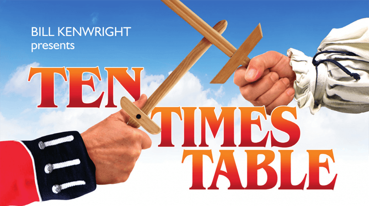 Ten Times Table, Theatre, Tour, TotalNtertainmnet, Sheffield
