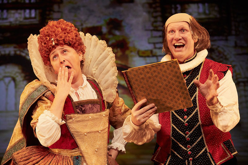 Horrible Histories, Storyhouse, TotalNtertainment, Chester, Theatre