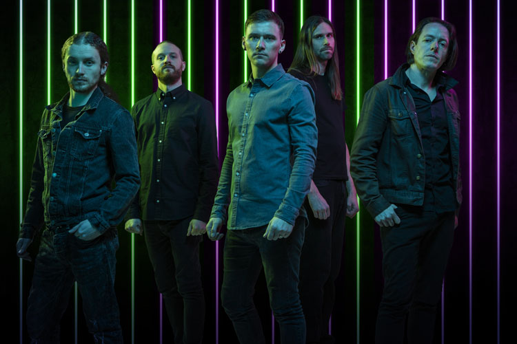 TesseracT, Music, Live In The Lockdown, TotalNtertainment