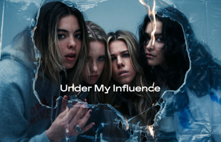 The Aces, Music, New Album, Under My Influence, TotalNtertainment