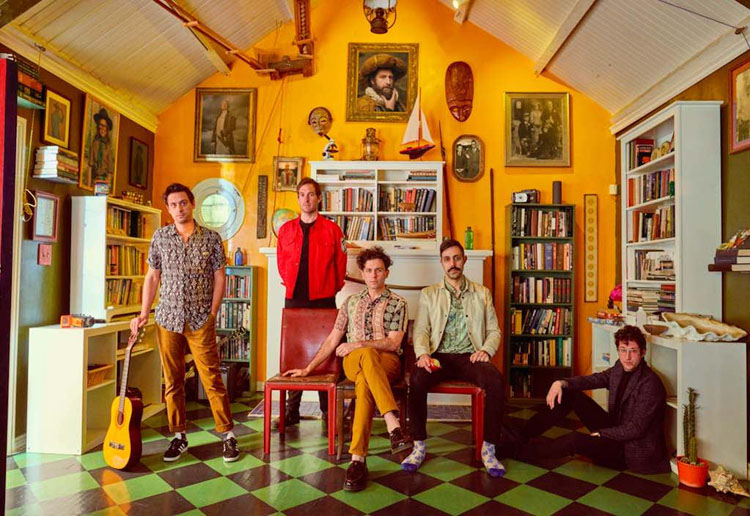 The Arkells, New Single, Music, TotalNtertainment, Acoustic