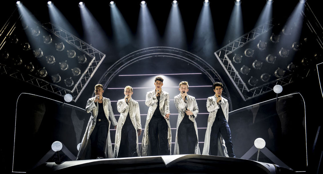 The Band, Take That, Musical, Liverpool, Theatre