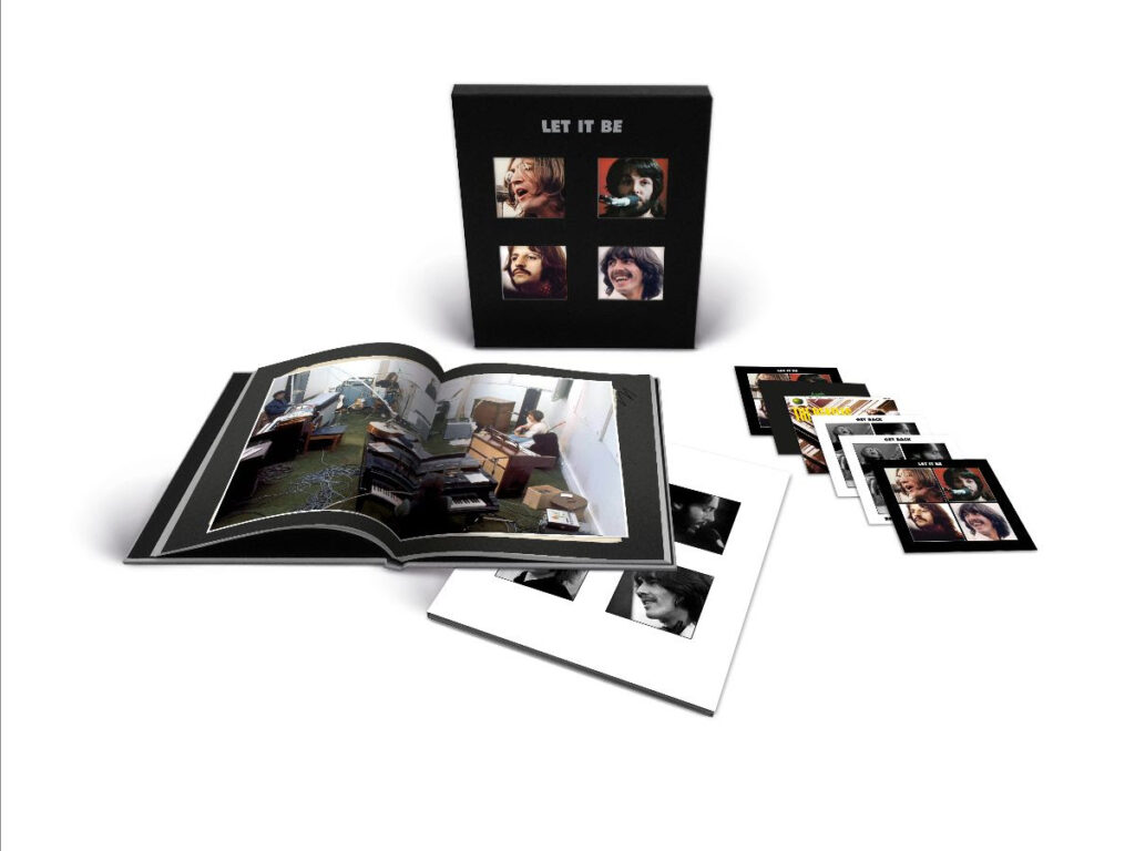 The Beatles, Music News, Let It Be, Special Editions, TotalNtertainment