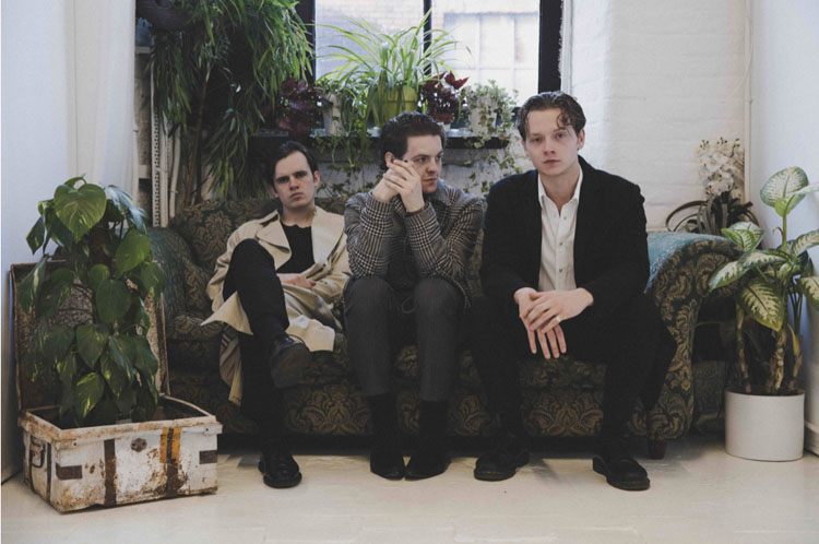 The Blinders, Black Glass, Music, New Single, TotalNtertainment, New Tour Dates