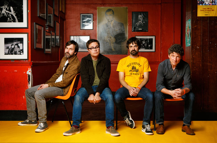 The Bluetones, Music, Tour, TotalNtertainment, Leeds