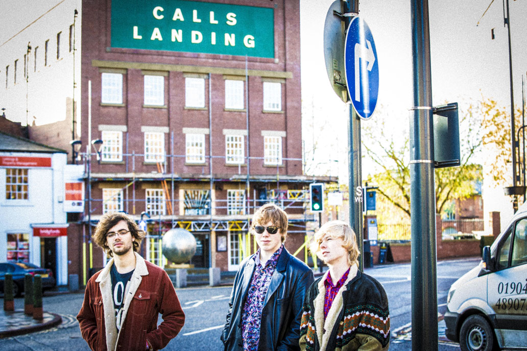 The Calls, Leeds, New EP, TotalNtertainment