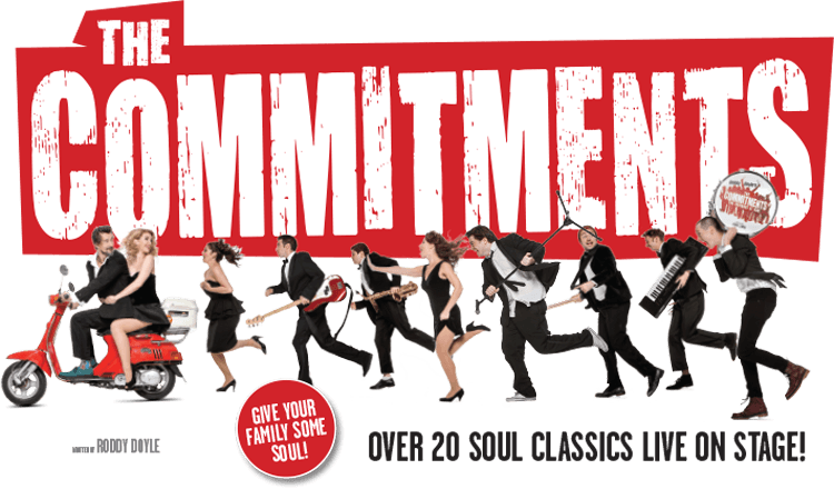 The Commitments, Tour, York, TotalNtertainment, Musical, Theatre