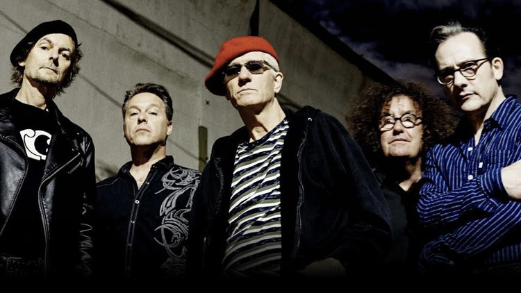 The Damned, Music, London, New Album, TotalNtertainment
