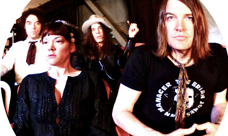 The Dandy Warhols, Manchester, 25th Anniversary Tour, Music, TotalNtertainment